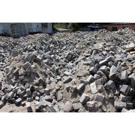Реализация строительного мусора