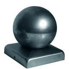 Заглушка 40х40 мм шар д.40 мм