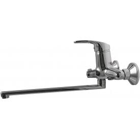 Смеситель для ванны GLOBUS LUX Caprice GLCA-0208 с душевым гарнитуром