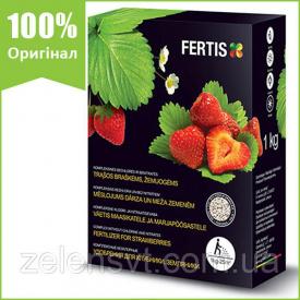 Удобрение Fertis для клубники (3 кг) NPK 11-9-20 + микроэлементы Литва