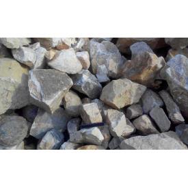 Камень бутовый декоративный навалом Мраморный карьер Трибушаны