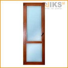Двері ламіновані Дуб Монтана WDS404 900х2100 мм NIKS-M
