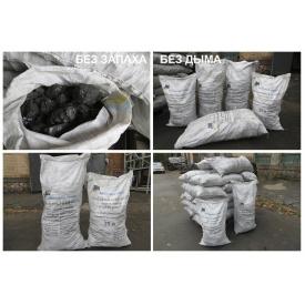 Уголь каменный марка Д казахстанский 25-50 мм мешок 25 кг