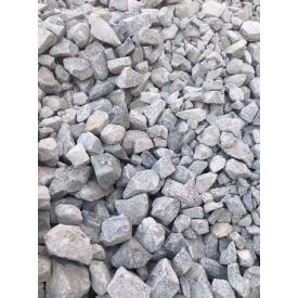 Бутовый камень навалом