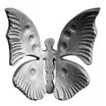Бабочка 100х105 mm Толщина 8 mm