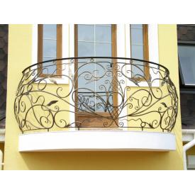Изготовление балкона кованого для жилых домов