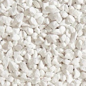 Мраморная крошка 5-10 мм белая