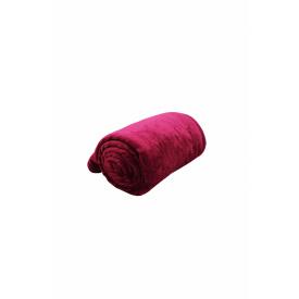Плед-покрывало 150*200см марсала K10-550594