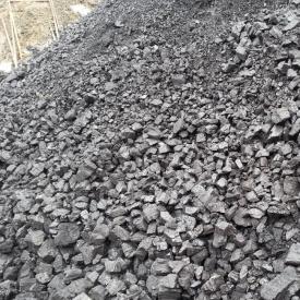 Вугілля марки ДГР 0-200 мм