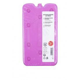 Аккумулятор холода 2 шт( 400 ml ) розовый K10-110296