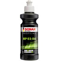 Sonax ProfiLine Поліроль Нано NP 03-06 250 мл