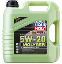 Синтетическое моторное масло Liqui Moly Molygen New Generation 5W-20 4 л