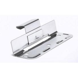 Клямра рухома 32 мм для кріплення фальцу до 16 мп нержавіюча сталь