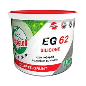 Эмульсия адгезионная грунт-краска с кварцевым песком Anserglob EG-62 силиконовая 5 л