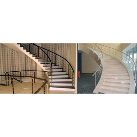 Виготовлення маршових сходів