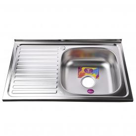 Мойка кухонная Mira MR 8050 R D Decor Right
