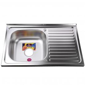Мойка кухонная Mira MR 8050 L D Decor Left