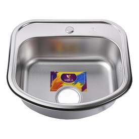 Мойка кухонная Mira MR 4946 D Decor