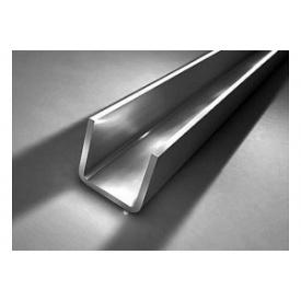 Швеллер алюминиевый 1,5х12х12х12 мм АД31