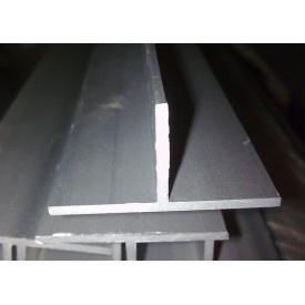 Тавр алюминиевый 15х15х2 мм АД31