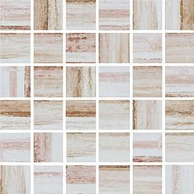 Керамічна плитка MARBLE ROOM MOSAIC LINES 20x20