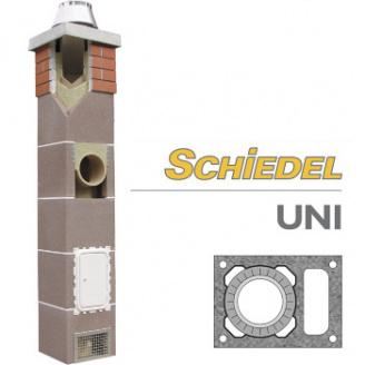 Керамічний димохід SCHIEDEL UNI 20 см