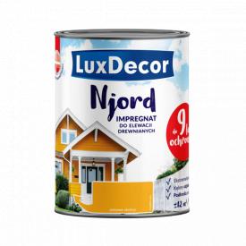 Импрегнат LuxDecor Njord Полярная ночь 0,75 л