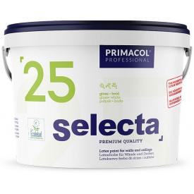Краска интерьерная глянцевая Primacol Selecta 25 5л