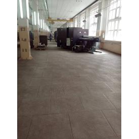 Тротуарная плитка Паук 700х700х22 мм
