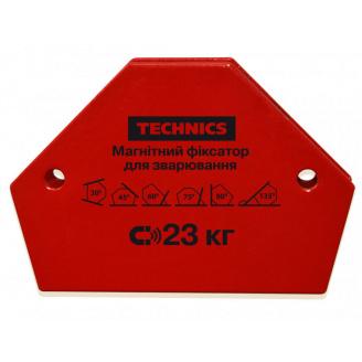 Магнітний фіксатор для зварювання Трапеция 90х120мм, кути: 30-135 градусів ВІСТ