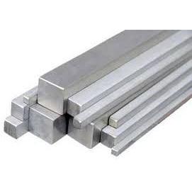 Квадрат алюмінієвий 10х10х6000 мм АД31т5