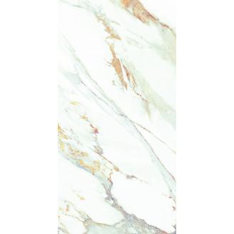 Керамограніт Inter Cerama CALACATTA GOLD 1200х600 мм сірий полірований (12060 35 071/L)