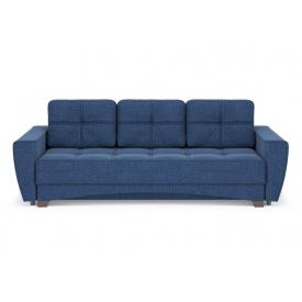 М`який тримісний диван Челсі Sofyno з підлокітниками розкладний-єврокнижка 2000х1440 мм