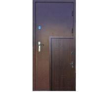 Вхідні двері Метал-МДФ Арка 2 контуру