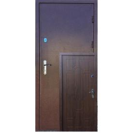 Входные двери Редфорт Металл-МДФ Арка 2 контура