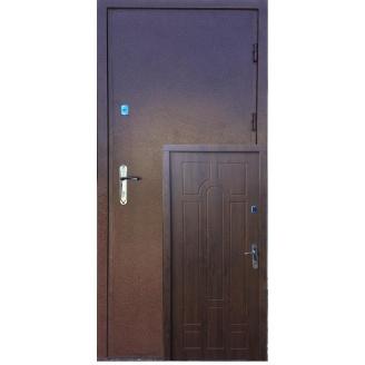 Входная дверь Металл-МДФ Арка 2 контура