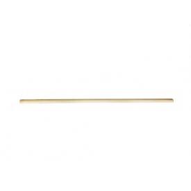 Черенок для метлы деревянный с резьбой 1,2м ВИСТ
