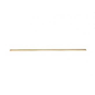 Держак для мітли дерев`яний з різьбленням 1,2м ВІСТ