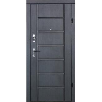 Входная дверь Канзас венге МДФ 10 мм