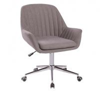 Офісний стілець Special4You Bliss grey сірий