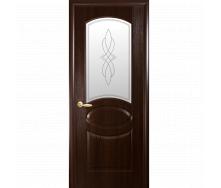 Міжкімнатні двері NS Овал р1 новий стиль Фортіс