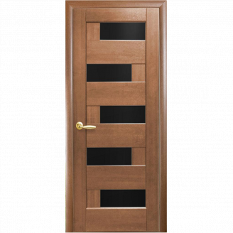 Міжкімнатні двері Новий Стиль Пиана BLK