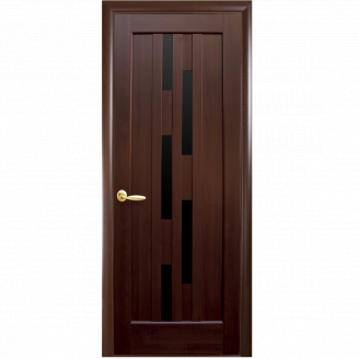 Міжкімнатні двері Новий Стиль Лаура BLK