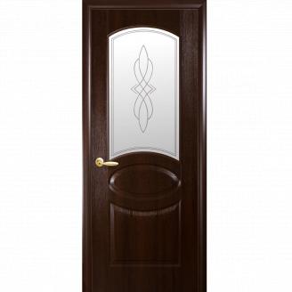 Межкомнатная дверь NS Овал р1 новый стиль Фортис