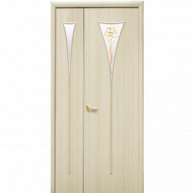 Межкомнатная дверь NS Бора р3 Новый Стиль Двустворчатые двери