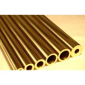 Труба латунная 76х10,5 мм Л63