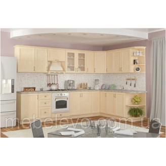 Кухня Роял 2м со столешницей клен Мебель-Сервис
