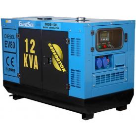 Генератор дизельный EnerSol SKDS-12E