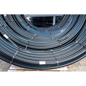 Труба для воды 50мм Планета Пластик SDR 13,6 полиэтиленовая для холодного водоснабжения