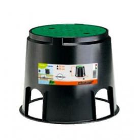 Коробка монтажная Claber круглая на 1 клапан для подземного полива (905000000)
